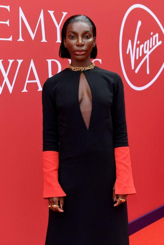 MICHAELA COEL at Virgin Media British Academy Television Awards 2021 in London 06/06/2021