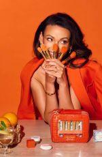 MICHELLE KEEGAN at Spectrum Makeup Line Range Photoshoot, June 2021