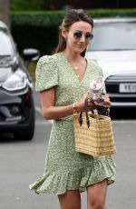 MICHELLE KEEGAN Out and About in Cheshire 06/18/2021