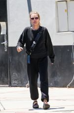 MICHELLE PFEIFFER Out and About in Brentwood 06/14/2021