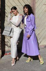 MIMI ELISHARY at Afterpay Australian Fashion Week Street Style in Sydney 06/02/2021