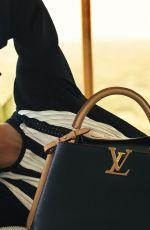 MIRANDA KERR for Capucines Louis Vuitton, 2021