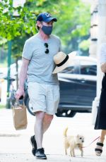 NAOMI WATTS and Billy Crudup Out in New York 06/07/2021