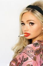 NATALIE ALYN LIND at a Photoshoot, June 2021
