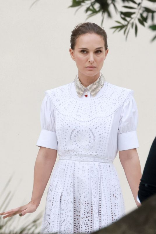 NATALIE PORTMAN at a Photoshoot in Vaucluse 06/23/2021