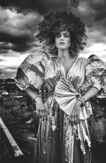 NATHALIE EMMANUEL for Hunger Magazine: The Community Issue, May 2021