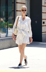NICKY HILTON Out and About in New York 06/10/2021