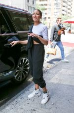 OLIVIA CULPO Leaves a Gym in New York 06/15/2021