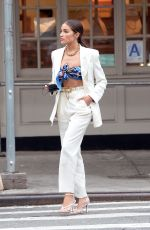 OLIVIA CULPO Out for Diner in New York 06/13/2021
