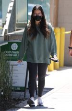 OLIVIA MUNN Out and About in Santa Monica 06/14/2021