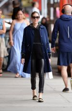 OLIVIA PALERMO and Johannes Huebl Out in New York 06/13/2021
