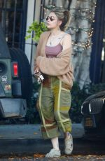 PARIS JACKSON Out and About in Los Angeles 06/27/2021
