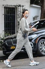 Pregnant GAL GADOT Out in Beverly Hills 06/07/2021