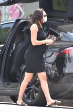 Pregnant GAL GADOT Out in Studio City 06/18/2021