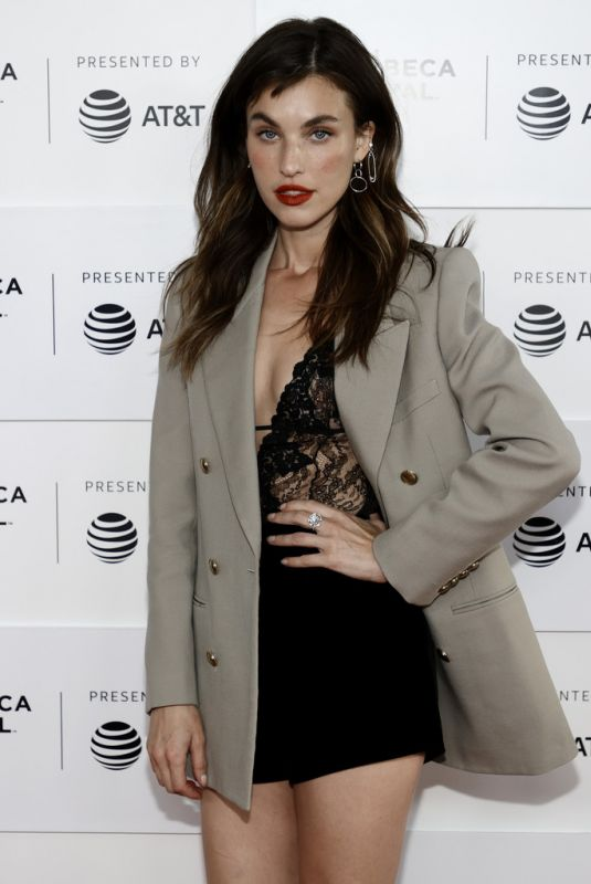 RAINEY QUALEY at Ultrasound Premiere at 2021 Tribeca Film Festival 06/15/2021