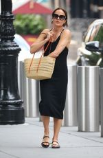 REBECCA RIGG Out in New York 06/08/2021