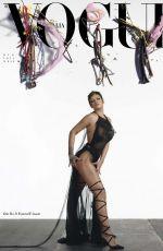 RIHANNA in Vogue Magazine, Italy June 2021 Issue