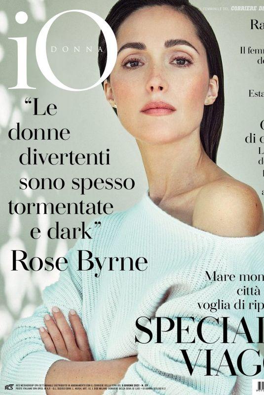 ROSE BYRNE in Io Donna del Corriere Della Sera, June 2021