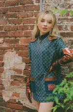 SABRINA CARPENTER in Flaunt Magazine, June 2021