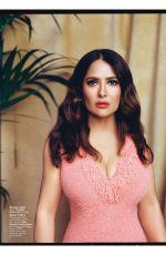 SALMA HAYEK in Instyle Magazine, July 2021