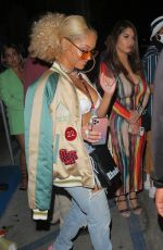 SAWEETIE Leaves a Party at Highlight Room in Los Angeles 06/24/2021