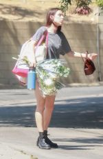 SCOUT WILLIS Arrives at Her Home in Los Feliz 06/28/2021