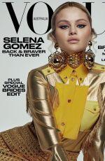 SELENA GOMEZ in Vogue Magazine, Australia July 2021