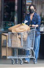 SHANNE DOHERTY Out Shopping in Malibu 06/04/2021