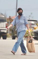 SHANNEN DOHERTY Out Shopping in Malibu 06/21/2021