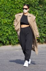 SHAY MITCHELL at Sweet Green in Hollywood 06/03/2021