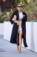 SHAY MITCHELL Out for Coffee in Beverly Hills 06/14/2021