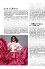 SIMONE BILES in Health Magazine, July/August 2021
