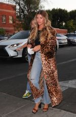 SOFIA RICHIE Out for Dinner at Matsuhisa in Beverly Hills 06/10/2021