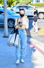 SOVE CAMERON Out Shopping in West Hollywood 06/11/2021