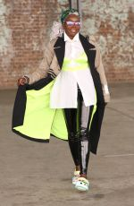 SUZAN MUTESI at Sydney Fashion Week 06/01/2021