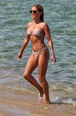 SYLVIE MEIS in Bikini at a Beach in Saint Tropez 06/10/2021