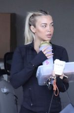 TAMMY HEMBROW Arrives at Her Office in Brisbane 06/11/2021