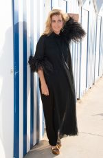 VAHINA GIOCANTE at Jury Photocall at 2021 Cabourg Film Festival 06/10/2021