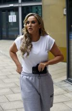 VICKY PATTISON at Stephs Packed Lunch Show 06/07/2021