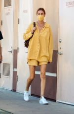 WHITNEY PORT Out and About in Studio City 06/09/2021