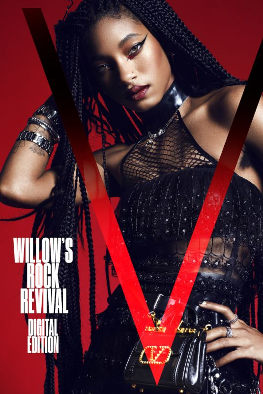 WILLOW SMITH for V Magazine, June 2021