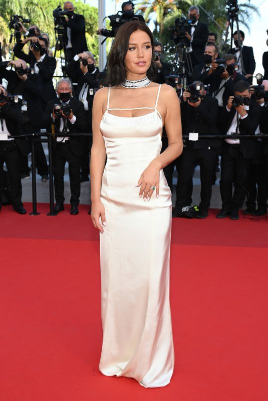 ADELE EXARCHOPOULOS at 74th Annual Cannes Film Festival Closing Ceremony 07/17/2021