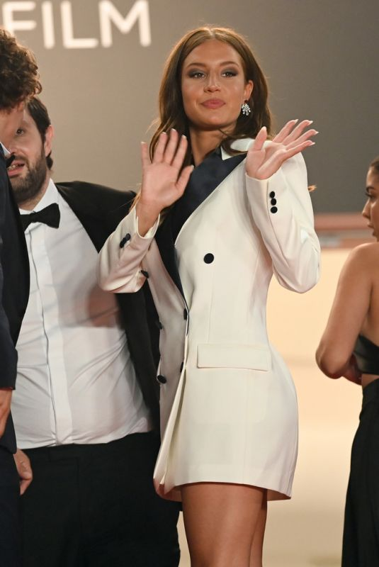 ADELE EXARCHOPOULOS at Bac Nord Screening at 2021 Cannes Film Festival 07/12/2021