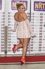 AISLEYNE HORGAN WALLACE at National Reality TV Awards Afterparty in London 07/22/2021
