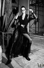 ALESSANDRA AMBROSIO for Vogue Magazine, Mexico August 2021