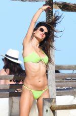 ALESSANDRA AMBROSIO in Bikini at a Beach in Trancoso 07/30/2021