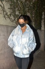 ALESSANDRA AMBROSIO Leaves a Gym in Sao Paulo 07/19/2021