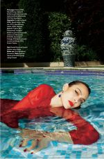 ALEXA CHUNG in The Sunday Times Style, July 2021