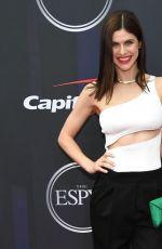 ALEXANDRA DADDARIO at 2021 Espys Awards in New York 07/10/2021
