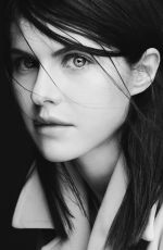 ALEXANDRA DADDARIO for The Laterals, July 2021